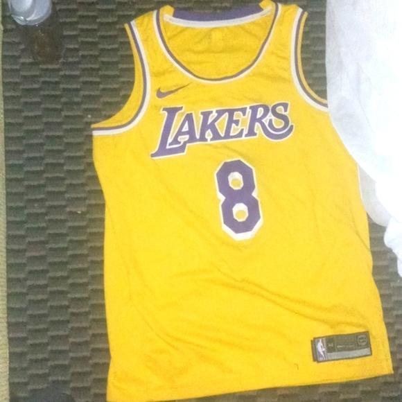 #8 Kobe Bryant Jersey